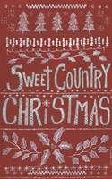 Sweet Country Christmas Fine-Art Print