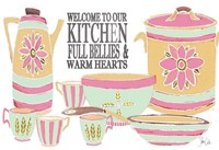 Welcome to Our Kitchen Fine-Art Print
