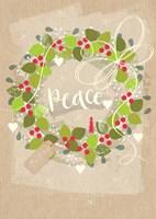 Peace Wreath Fine-Art Print