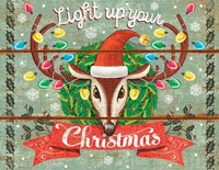 Light Up Your Christmas Fine-Art Print