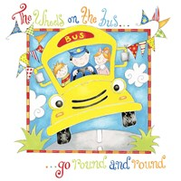 The Wheels on the Bus Fine-Art Print