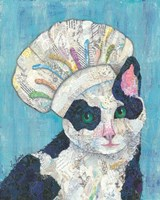 Chef Cat Fine-Art Print