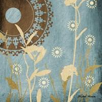 Botanical Silhouettes I Fine-Art Print