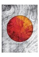 Marble Mars Fine-Art Print