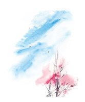 Cherry Tree III Fine-Art Print