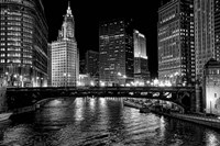 Chicago River Fine-Art Print