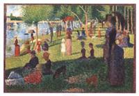 A Sunday on La Grande Jatte Fine-Art Print