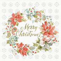 Home for the Holidays Merry Christmas Fine-Art Print