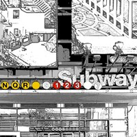 Subway Square Fine-Art Print