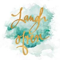 Laugh & Shine II Fine-Art Print