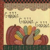 Gobble Gobble Gobble Fine-Art Print