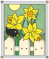 Daffodils With Kernel 4 Fine-Art Print