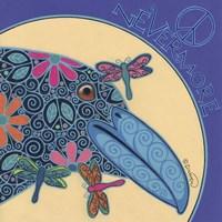 Raven I Fine-Art Print