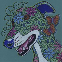 Greyhound 2 Fine-Art Print