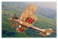 Royal Aircraft Factory BE 2c Fine-Art Print