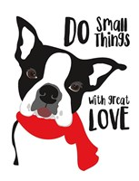 Do Small Things with Great Love Fine-Art Print