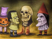 Little Monsters Fine-Art Print