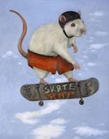 Skate Rat Fine-Art Print