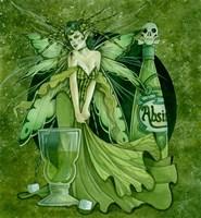 Absinth Fairy Fine-Art Print