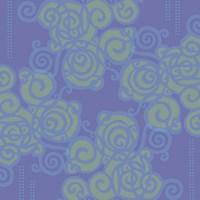 Coffee Purple Green Fine-Art Print