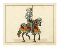 Knights in Armour I Fine-Art Print