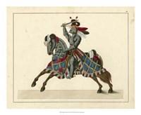 Knights in Armour II Fine-Art Print