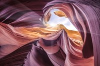 Antelope Canyon 2 Color Fine-Art Print