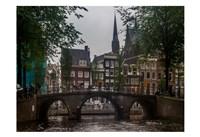Amsterdam Bridge Fine-Art Print