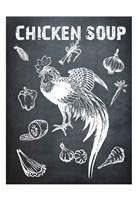 Chicken Soup Fine-Art Print