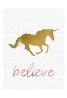 Unicorn Dreaming 2 Fine-Art Print