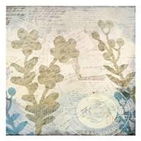 Botanical Postale 2 Fine-Art Print