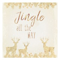 Jingle All The Way Fine-Art Print