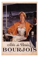 Soir de Paris Bourjois Fine-Art Print