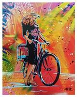 Cycle Soaring Fine-Art Print