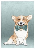 Corgi Dog Fine-Art Print
