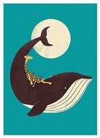The Giraffe and the Whale Fine-Art Print