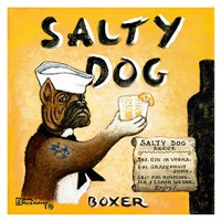 Salty Dog Fine-Art Print
