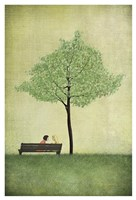 The Cherry Tree - Summer Fine-Art Print