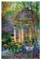 The Gazebo Fine-Art Print