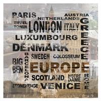 Europe Fine-Art Print