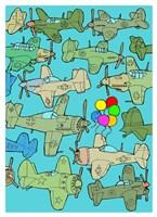 Odd Ones - Balloons Fine-Art Print