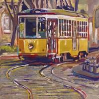 Italian Trolley Fine-Art Print