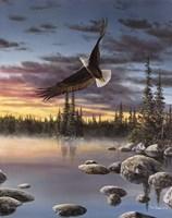 Sky Dancer Fine-Art Print