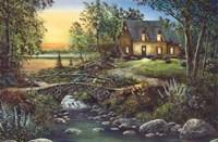 Stonybrook Cottage Fine-Art Print