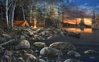 Twilight Fire Fine-Art Print