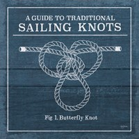 Vintage Sailing Knots II Fine-Art Print