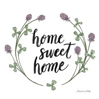 Happy to Bee Home Words I Fine-Art Print