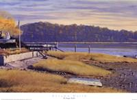 Autumn Marsh Fine-Art Print