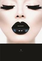 Black Lips Fine-Art Print