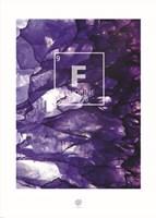 Fluorine Element Fine-Art Print